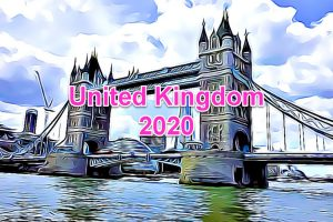 Working Days in UK in 2020