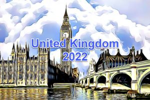 Working Days in UK in 2022