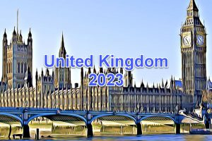 Working Days in UK in 2023