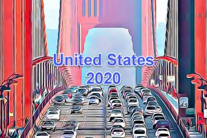 Working Days in USA in 2020
