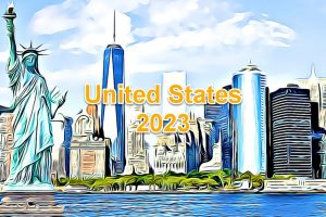 Working Days in USA in 2023