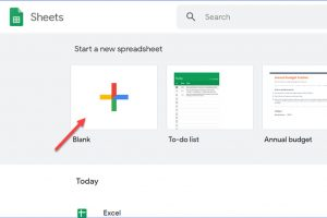 How to Name or Rename a Google Spreadsheet