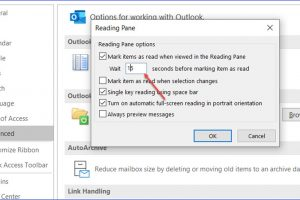 How to Mark Messages as Read in Outlook