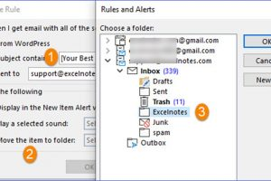 How to Automatically Flag Specific Messages in Outlook