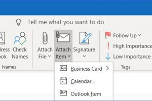 How to Send Emails as Attachments in Outlook