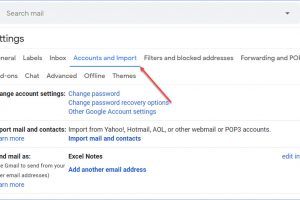 How to Change or Update Your Gmail Password