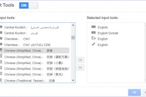 How to Change Input Language in Gmail