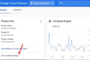 How to Change the Project Name on Google Cloud Platform