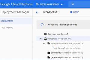 How to Deploy WordPress on Google Cloud Platform