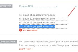 How to Set Up Domain Name on Google Cloud Platform