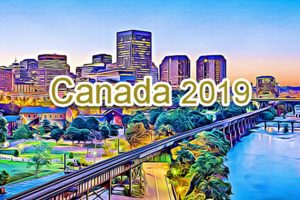 Working Days in Canada in 2019