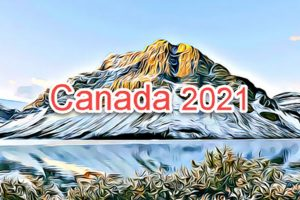 Working Days in Canada in 2021