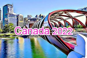 Working Days in Canada in 2022