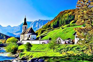 Working Days in Styria (Steiermark), Austria in 2022
