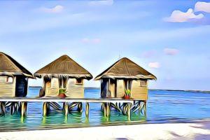 Working Days in Maldives in 2022