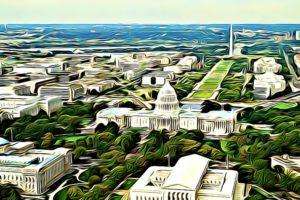 Working Days in Washington, USA in 2022