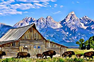 Working Days in Wyoming, USA in 2022