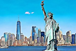 Working Days in New York, USA in 2023